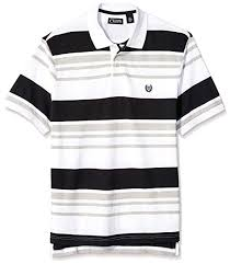 Chaps Shirt Size Chart Chaps Mens Classic Fit Cotton Pique Polo Shirt At Amazon