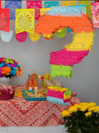 Mexican Themed Kitchen Decor How To Throw A Fiesta Style Gender Reveal Baby Shower Diy