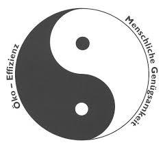 Resultado de imagen de ernst ulrich weizsäcker yin yang