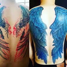 Wings Tattoo Cover Up Cover Up Tattoos татуировки и идеи для
