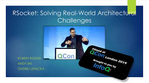 Architectural Design Challenges In Cloud Computing Rsocket Solving Real World Architectural Challenges