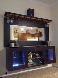 incredible mini bar cabinet ikea i like the oak under cabinet racks from this ikea three of