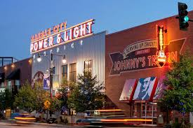 Kansas City Power And Light District Restaurants Kansas City Power Light District Visit Kc