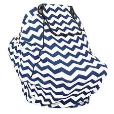 car baby seat canopy covers universal infant cover for boys and girls blue