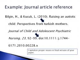 sample article critique apa format collection of solutions business journal article critique paper