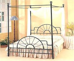 White Cast Iron Bed Wrought Iron Bed Frames Queen Size Cast Iron Bed ...