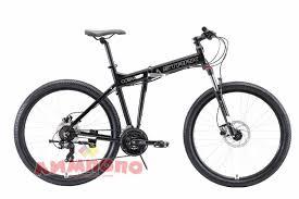 "<b>Велосипед Stark</b>'<b>20 Cobra</b> 27.2 HD чёрный/белый 18"" Велосипед ..."