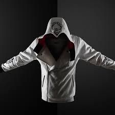 <b>ZOGAA 2019 spring new</b> Assassin Master hoodie men hooded ...
