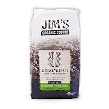 And the news is mostly good. Amazon Com Jim S Organic Coffee Colombian Santa Marta Single Origin Medium Roast Whole Bean 12 Oz Bag Coffee Pods Grocery Gourmet Food