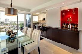 Funiture Built In Red Home Bar Cabinet Designs With White Sliding - Home bar cabinets design