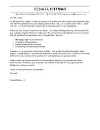 Legal Letter Sample Legal Letter Format Legal Cover Letter Sample ...