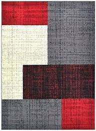 red gray rug red and gray area rugs red gray area rugs collection squares geometric abstract