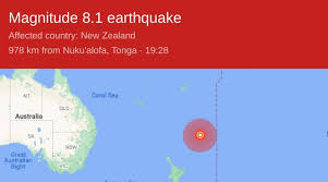 The pacific tsunami warning center and the ioc sprang into action as well. 8ttob Ofvmiium