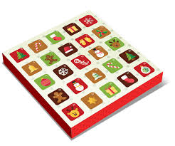 advent calander vegan advent calendar