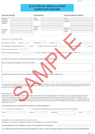 Emergency Lighting Test Sheet Certificates Everycert