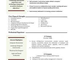 Resume Resume Templates Free For Mac Word 8 Sample Resume