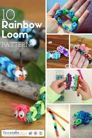 Wonder Loom Patterns Interesting Design Ideas