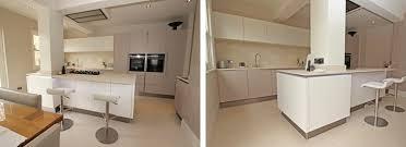 Kitchen pillar design