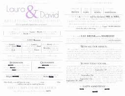 Free Printable Wedding Ceremony Programs Wedding Ceremony Program Templates Free Printable Wedding Program