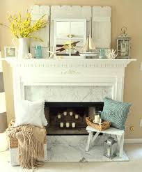 fireplace mantel decor within mantels plans 10