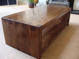 Large Wood Coffee Tables Ultra Modern Large Coffee Table With Pull Out Drawer Large Wood
