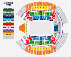 Centurylink Arena Seattle Seating Chart Field Online Charts Collection