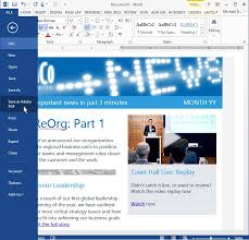 Microsoft Office Word Newsletter Templates Microsoft Office Outlook Newsletter Template Templates