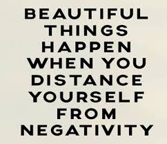 Beautiful Things Happen Quotes Best Of Beautiful Things Happen When You Distance Yourself From The