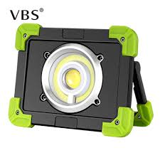 20W <b>USB Rechargeable COB</b> LED Working Light Floodlight ...