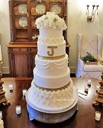 The 6 Tier Buttercream Wedding Cake That Wasnt Meant To Be Rose