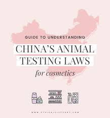 cosmetics sold or made in china have been under scrutiny by pers worldwide as china remains to be one of the last country to require cosmetics to be