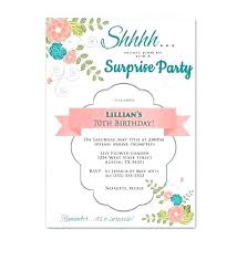Birthday Invitation Template Printable Birthday Ion
