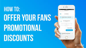 Search for specific age range. New Feature Offer Your Fans Promotional Discounts Onlyfans