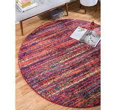 6 x 6 casablanca round rug