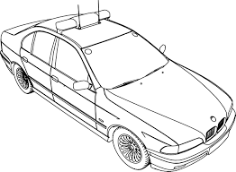 Small Picture Coloring Pages Police Car Virtrencom