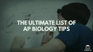 Big Ideas In Biology Chart Answers The Ultimate List Of Ap Biology Tips Albert Io