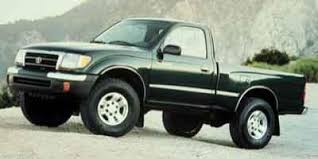 2000 Toyota Tacoma PreRunner (4 Cyl) Specs and Performance | Engine ...