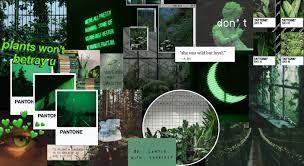 Dark Green grunge wallpaper