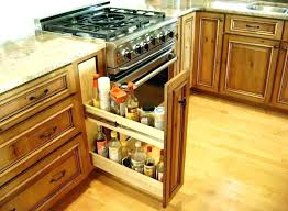diy pull out spice rack cabinet spice rack pull out spice rack base cabinet upper cabinet spice rack pull out country build pull out spice rack cabinet