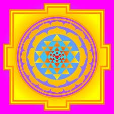 Sri Chakra Charts The Pineal Gland Symbol Of Manifestation The Sri Yantra