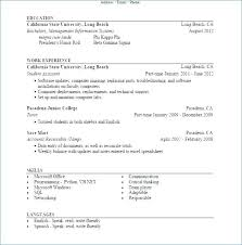 Resume Hard Skills 49 Software Experience To List On