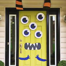 Welcome Your Ghouls With DIY Halloween Door Decorations | The Window Source  of Des Moines | Replacement Windows | Patio Doors | Siding | Installation