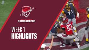 Aaf Football 5 Players Who Stood Out In Week 1