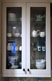 Small Cabinets For Glass Unfinished Delectable Gallery Design Modern