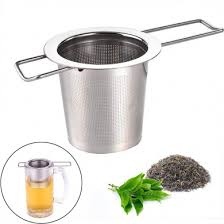 ljslyj stainless steel tea infuser for