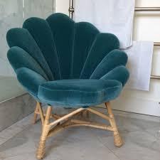 Soane The Venus Chair I Love The Scalloped Edge And The Dramatic Clam Shape