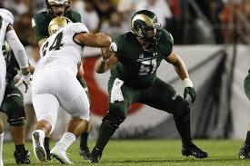 Colby Meeks Football Colorado State University Athletics