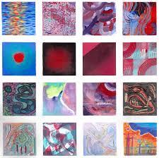 acrylic practice 24 x 24