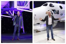 Jun 07, 2019 · blue origin is an aerospace manufacturer founded in 2000 that's 100% privately funded by the richest man in the world. Bezos Blue Origin Mocks Branson Rocket As High Altitude Plane The Seattle Times