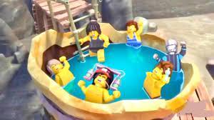 Ninjago Season 11 Soundtrack: Hot Tub - YouTube